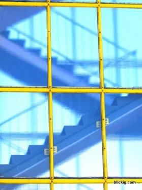 Treppenhausgelb